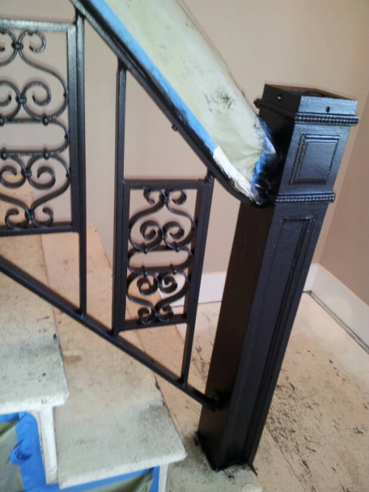 Vintage railing refinish.-1476073951180.jpg