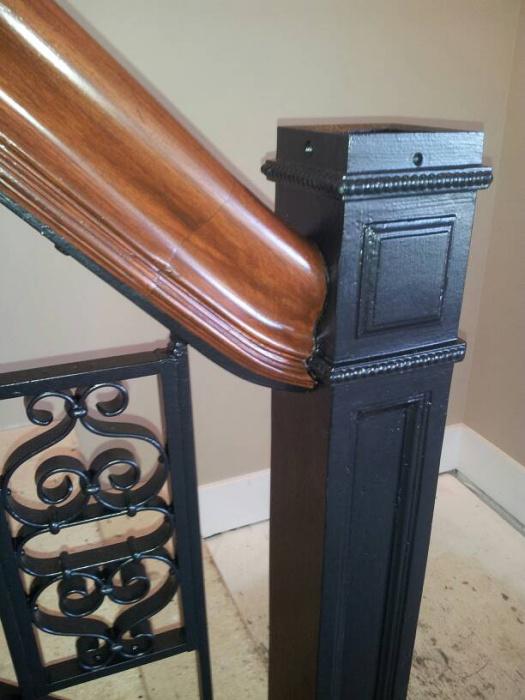Vintage railing refinish.-1476074487780.jpg