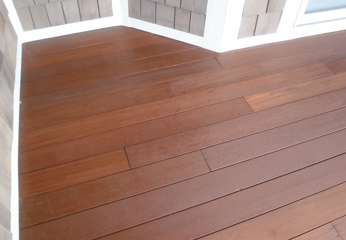 ipe deck staining - Paint Talk - Professional Painting Contractors ...