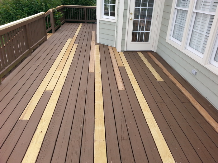 Deck Over, Restore and other Deck Refinishing Products - Paint ...