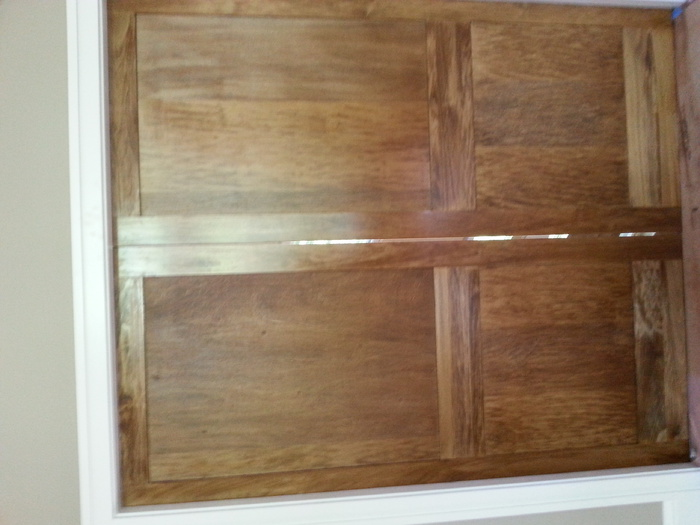 Staining Poplar doors - Paint Talk - Professional Painting