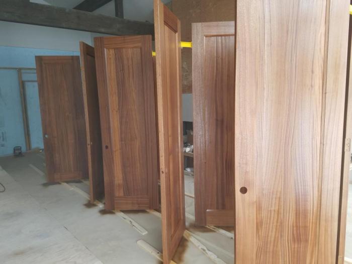 Solid Core Doors Finishing All 6 Sides Paint Talk & Advance Quicktruss Door Painting Stands.Advance Quicktruss Door ...
