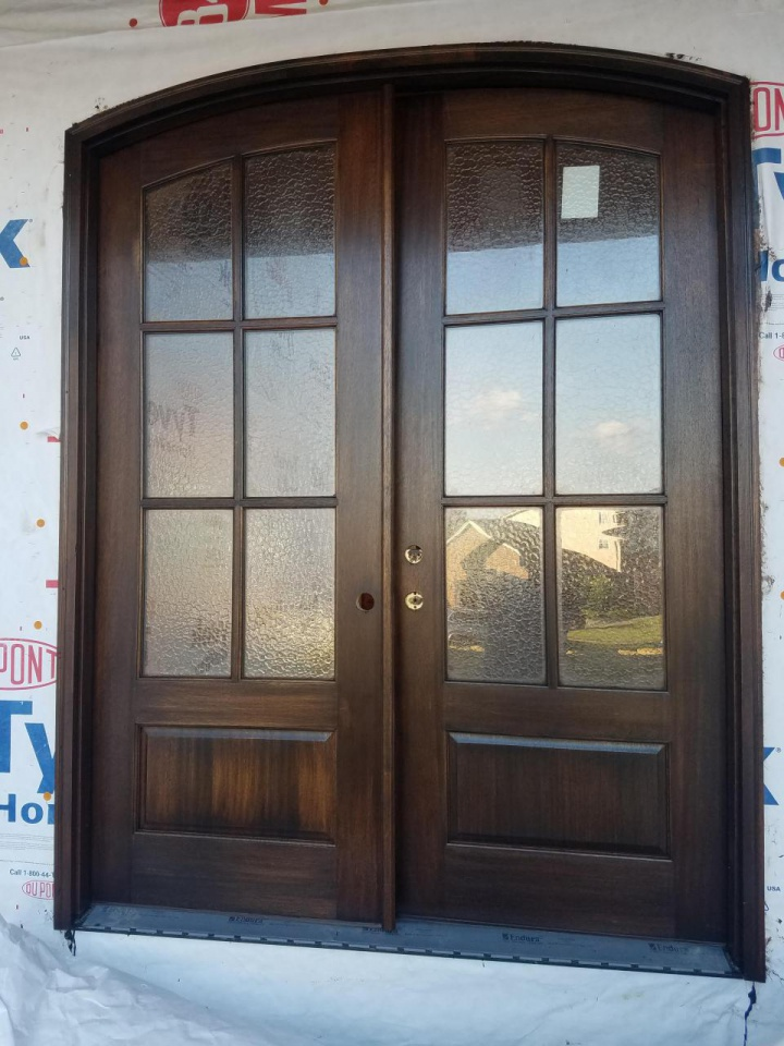 Custom mahogany front door unit.-20170730_192255_1502018907901.jpg