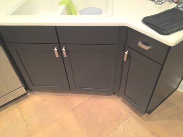 Kitchen Cabinet Painting In Orlando Fl Paint Talk Professional