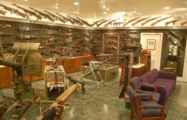 The late great Charlton Hestons basement-3.jpg