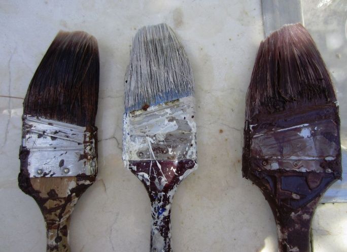 what is the best way to remove dried paint from expensive paint