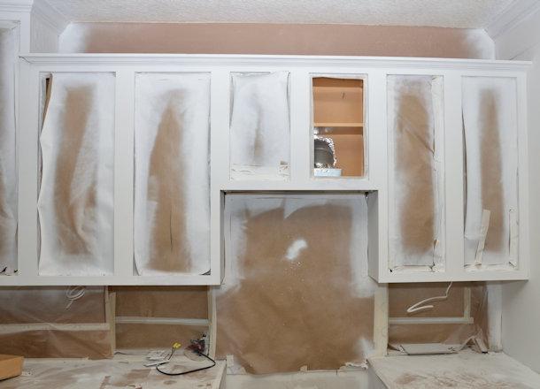 4 Cabinet Paint Options