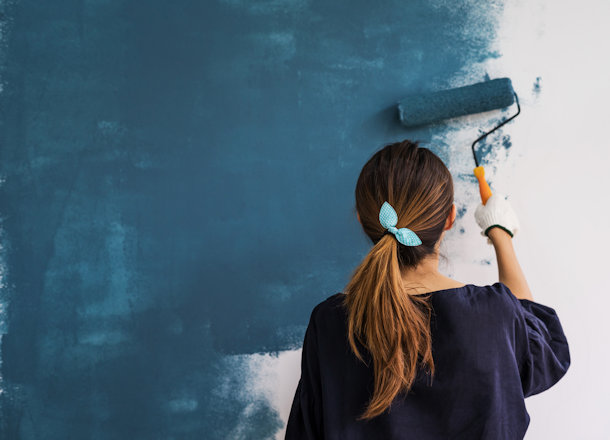 Cleaning Up DIY Painting: Tips and Tricks