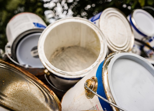 4 Tips for Proper Paint Disposal