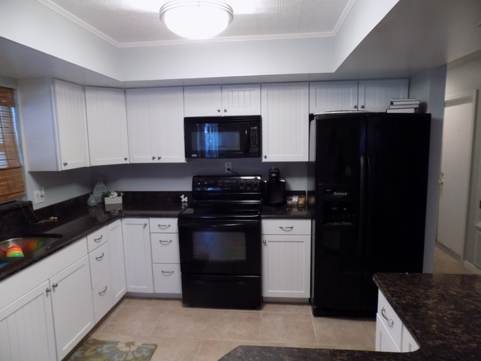 Kitchen Cabinet Painting In Orlando Fl - Paint Talk - Professional ...