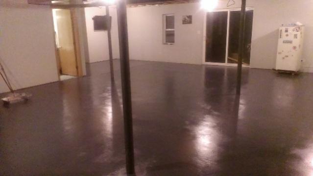 Best Clear Coat For Painted Concrete Floor Paint Talk