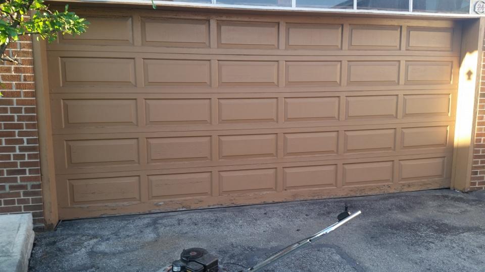 Garage Door Blasting Sandblasting Contractor Talk