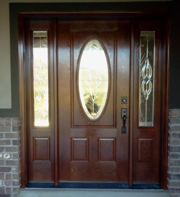 Just A Front Door Gel Stain Front Door. Jpg.
