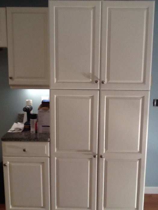 Painting Oak Cabinets Image 237328871