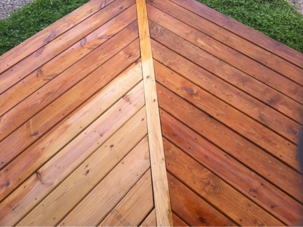 Deck Stain Rant Paint Talk Professional Painting