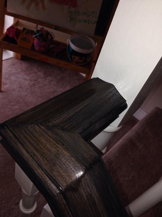 Darkening a stained railing-image-688755831.jpg
