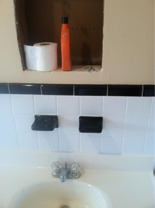 paint over bathroom tile. Painting Over Ceramic Tile-image-891361564.jpg Paint Bathroom Tile O