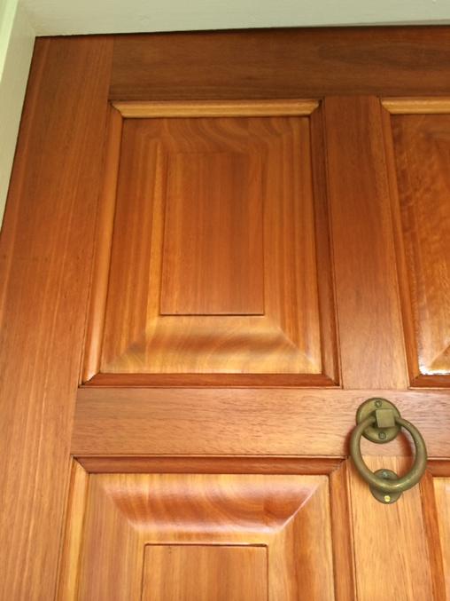 Restored Lyptus Wood Front Door-image-996782143.jpg
