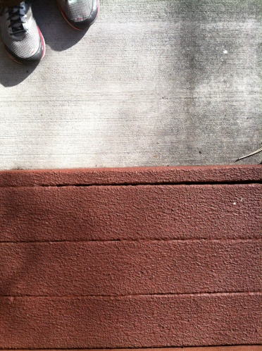 Have You Seen This Crazy Deck Stuff Looks Like Rhino Liner Paint Talk Professional