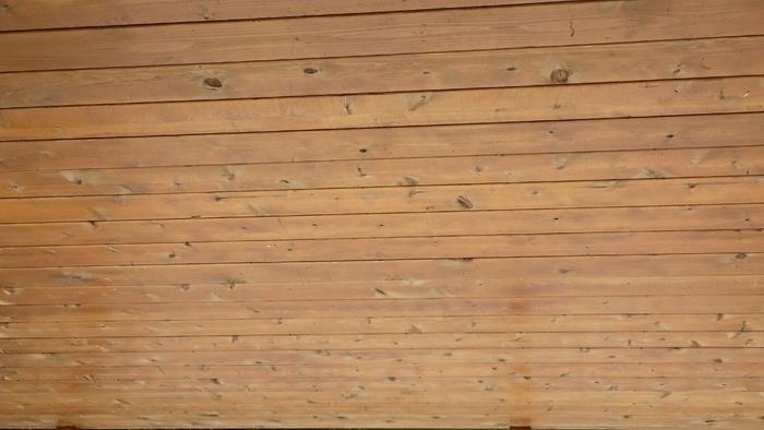 Sikkens Cetrol SRD   Uneven Stain Arround Wood Knots Image