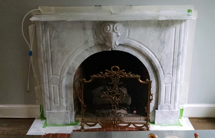 Carrara Marble Fireplace Surround-image.jpg