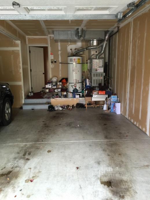 Painting Inside Garage Paint Talk Professional