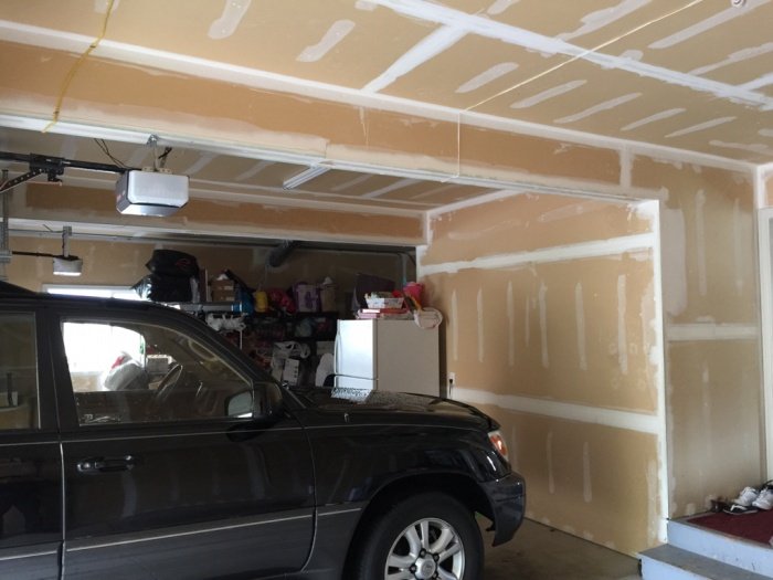 Painting Inside Garage Paint Talk Professional