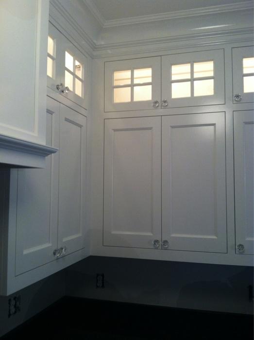Satin Impervo Acrylic Vs Advance For Kitchen Cabinets