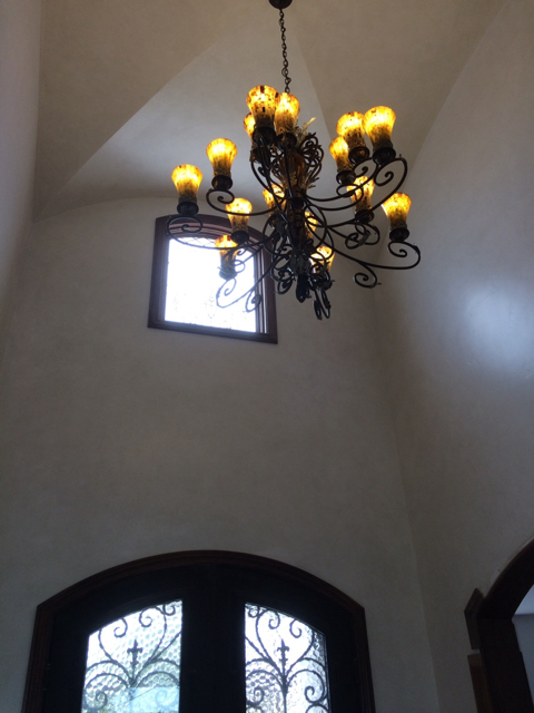 Glazing , Stenciling , Graining, Plaster, in a Cool House-imageuploadedbypainttalk.com1474426823.337570.jpg