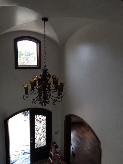 Glazing , Stenciling , Graining, Plaster, in a Cool House-imageuploadedbypainttalk.com1474426986.978135.jpg