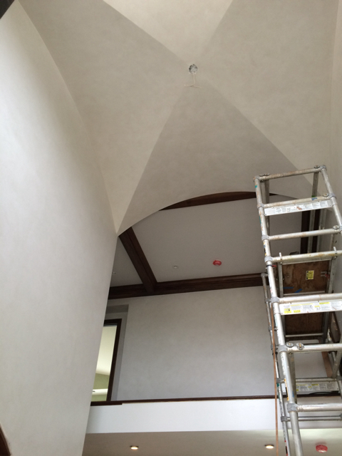 Glazing , Stenciling , Graining, Plaster, in a Cool House-imageuploadedbypainttalk.com1474427149.575691.jpg