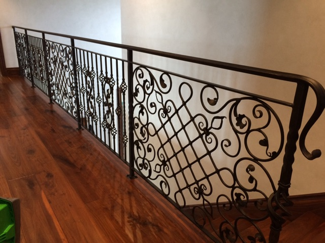 Glazing , Stenciling , Graining, Plaster, in a Cool House-imageuploadedbypainttalk.com1474428179.240808.jpg