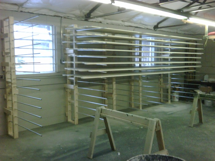 Drying Racks Page 2 Paint Talk Professional Painting