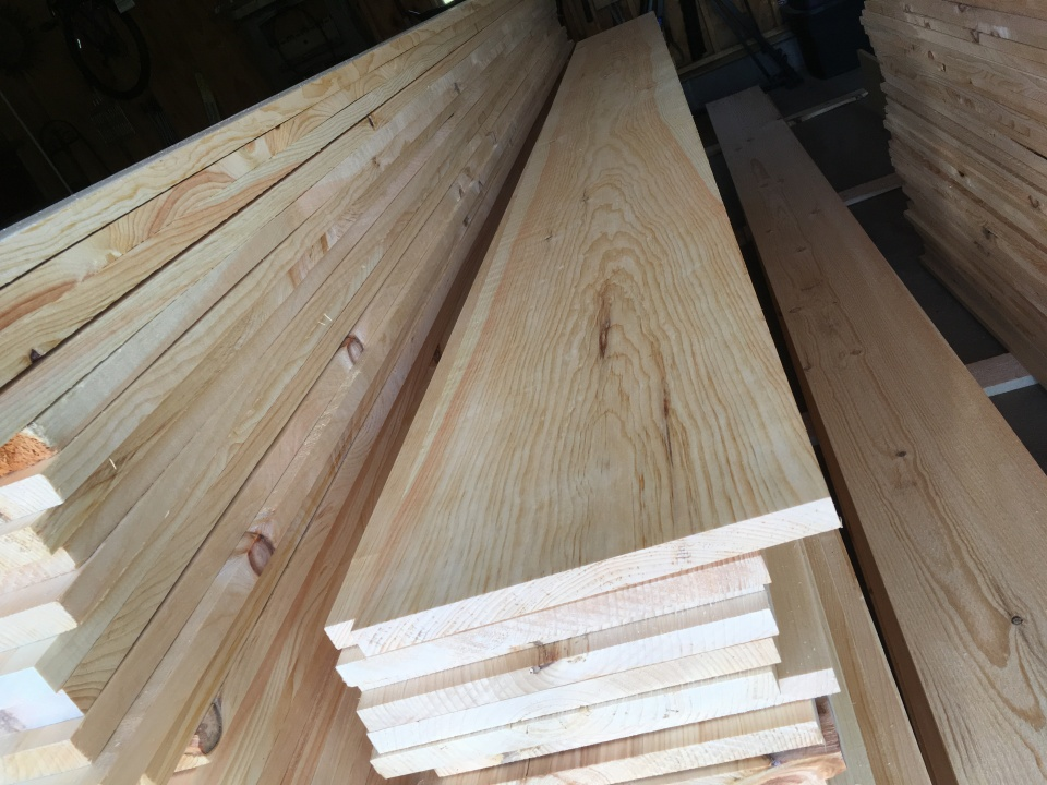Vertical Plank Siding Smooth Vs Rough Side Paint Talk