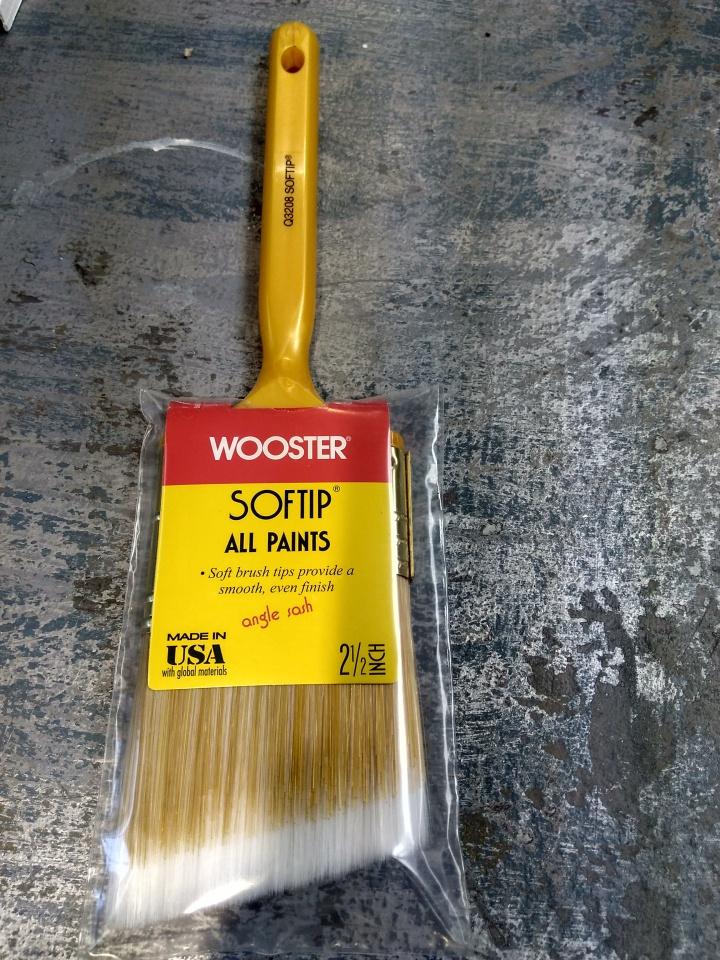 Wooster Series B3211 2 Shortcut Brush Clip Strips
