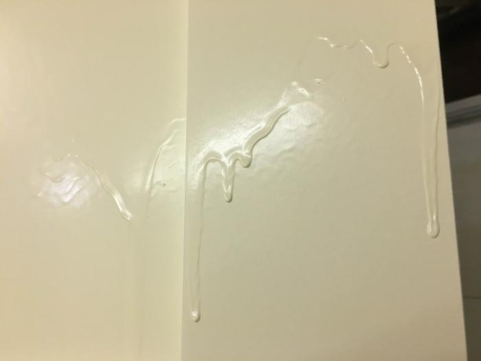 Interior Door Paint Keep Sagging Paint Talk