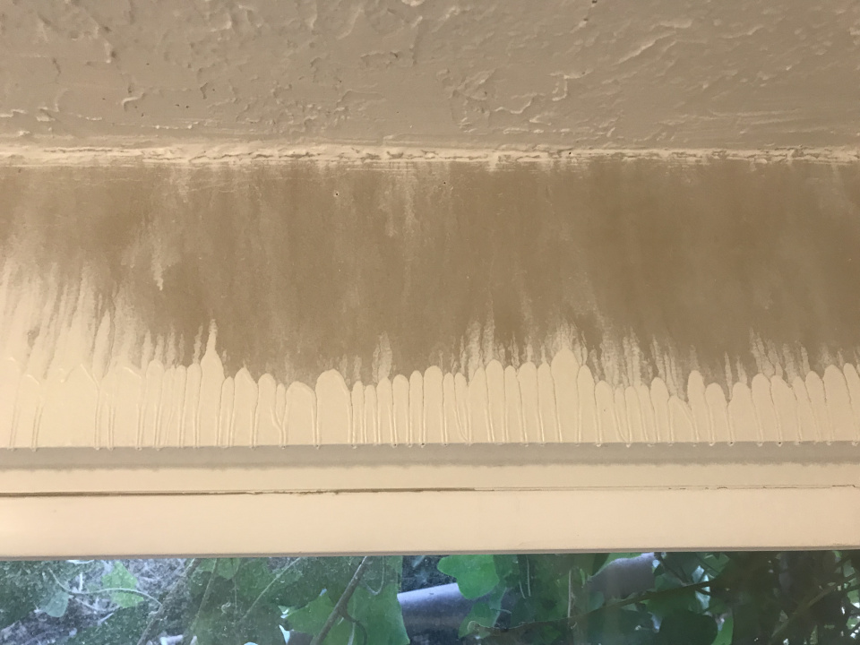 Strange paint reaction. Anyone ever seen this?-img_4260.jpg