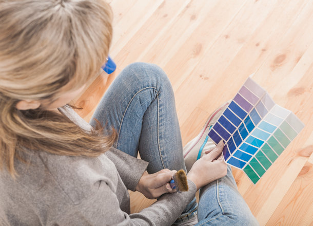Should You Intervene with Paint Colors?