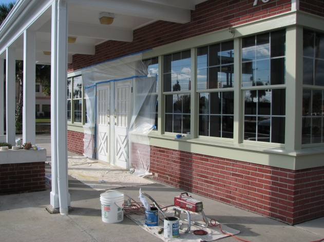 Over-spray Prevention On Attached Buildings-marylandchicken2-001.jpg