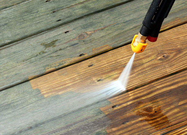 Looking for a New Pressure Washer?