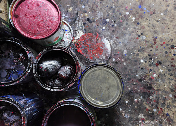 How to Revive Frozen Paint