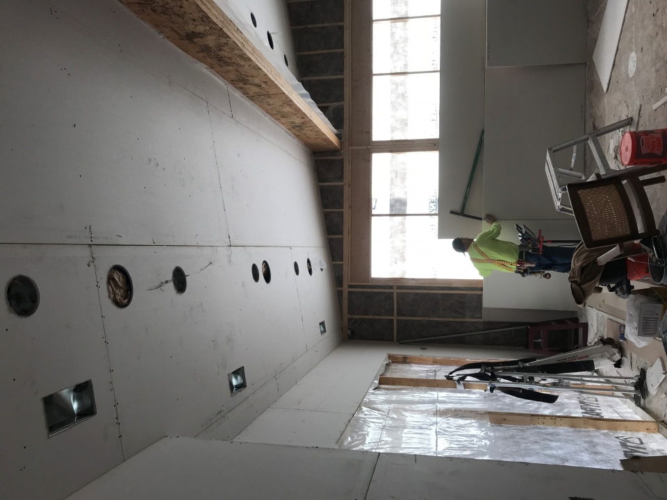 Non-Climate Controlled Interior Paint Project - Consequences?-santinos-before.jpg
