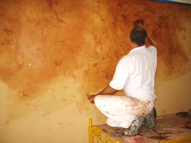 Tuscan Faux Finsih Recipe Part Paint Talk Professional Painting Contractors Forum