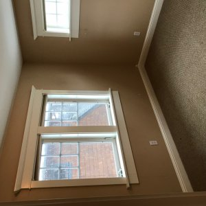 ceilings, walls, and trim